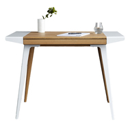 CLEARANCE Umage Ambitions Desk - Oak/White