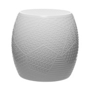 Kartell Roy Stool White