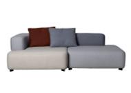 Fritz Hansen Alphabet 2 Seater Sofa