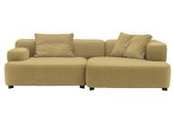 Fritz Hansen Alphabet 2 Seater Sofa (PL240-3)