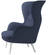 Fritz Hansen Ro Lounge Chair - Christianshavn Fabric