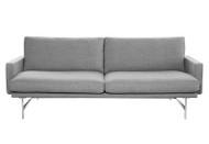 Fritz Hansen Lissoni 2 Seater Sofa