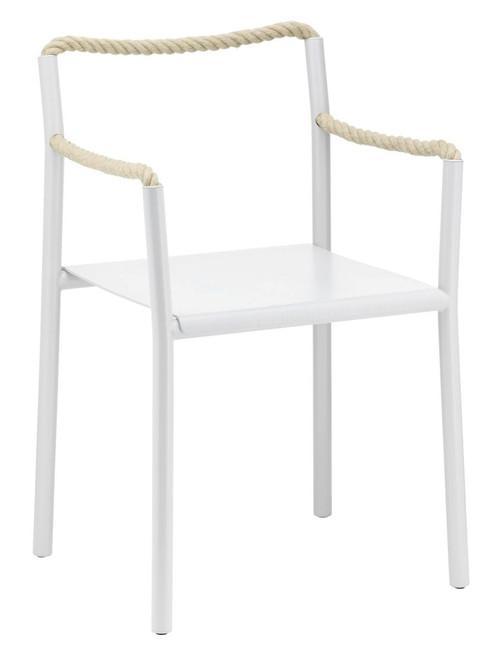 Artek Rope Chair Light Grey
