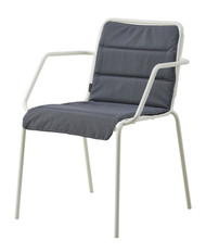 Cane-Line Copenhagen Outdoor Armchair With Seat Pad