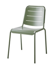 Cane-Line Copenhagen Outdoor City Chair - Olive Green