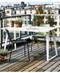 Cane-Line Copenhagen Outdoor City Chair - Lifestyle Image 2