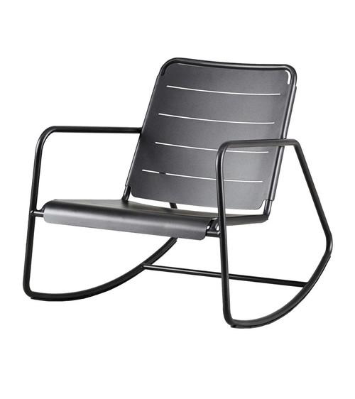 Cane-Line Copenhagen Outdoor Chair - Lava Grey