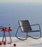 Cane-Line Copenhagen Outdoor Chair - Lava Grey - Lifestyle 3