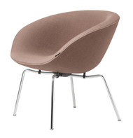 Fritz Hansen Pot Lounge Chair - Christianshavn Fabric