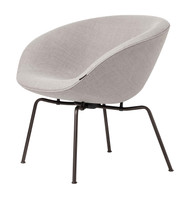 Fritz Hansen Pot Lounge Chair - Capture Fabric