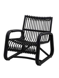 Cane-Line Curve Lounge Chair - Outdoor