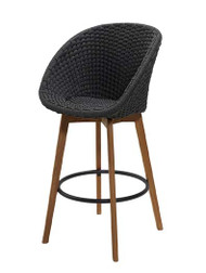 Cane-Line Peacock Bar Chair - Outdoor