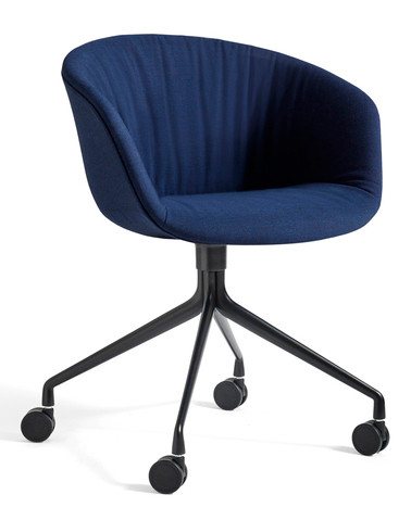 HAY About A Chair AAC 25 Soft - Remix 773 - Black Base