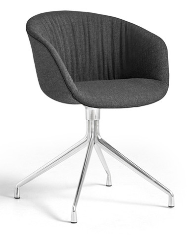 HAY About A Chair AAC 21 Soft - Remix 173 - Polished