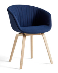 HAY About A Chair AAC 23 Soft - Remix 773 - Matt Lacquered Oak