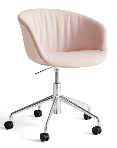 HAY About A Chair AAC 53 Soft - Mode 026 - Polished Aluminium Base