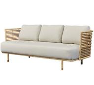 Cane-Line Sense 3-Seater Sofa
