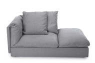 NORR11 Macchiato Sofa - Left Chaise Longue