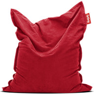 CLEARANCE Fatboy Original Stonewashed Beanbag - Red