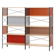 Ex Display Vitra Eames ESU Storage Shelf - 4 Height Unit