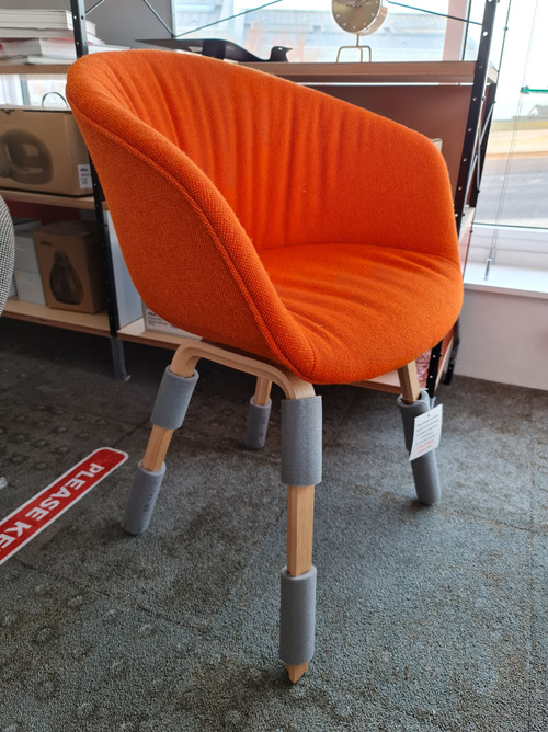 CLEARANCE HAY About A Chair AAC 23 Soft - Hallingdal 590 - Front Angle View