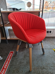 CLEARANCE HAY About A Chair AAC 23 Soft - Hallingdal 680 - Front Angle View