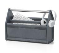 Vitra Locker Box By Konstantin Grcic - Sea Blue - In Use