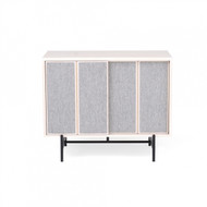 L.Ercolani Canvas Small Cabinet