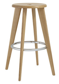 Vitra Tabouret Haut Natural Oak