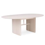 L.Ercolani Pennon Small Table - Ash