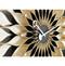 Vitra Sunflower Clock Birch Closeup