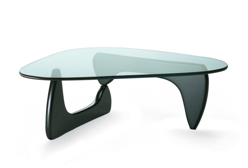 Vitra Noguchi Coffee Table Black Ash