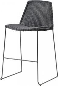 Cane-Line Breeze Outdoor Bar Chair