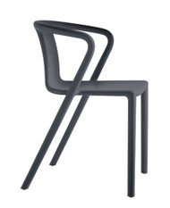 Magis Air-Armchair by Jasper Morrison - Black 1751 C