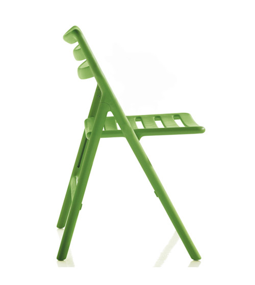 Folding Air-Chair Green