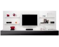Muller Skala Panell - TV and Shelf Unit