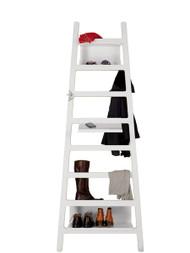 Muller Mobelwerkstatten Step Ladder storage shelves