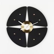 Vitra Petal Clock Black