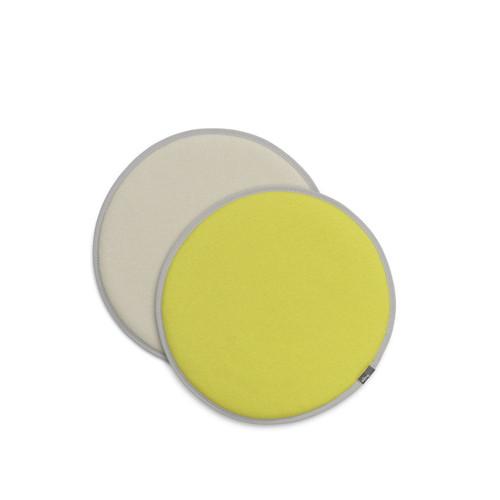 yellow/pastel green & parchment/cream white
