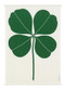 Vitra Environmental Enrichment Panels by Alexander Girard - Four Leaf Clover