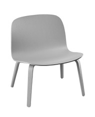 Muuto Visu Lounge Chair Grey