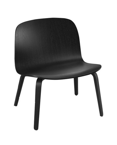 Muuto Visu Lounge Chair Black