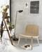 Muuto Visu Lounge Chair Oak Lifestyle