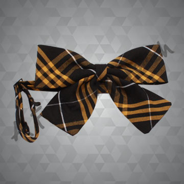 507- Tab Bow Tie