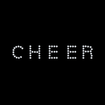 HP4- Cheer - Rhinestone