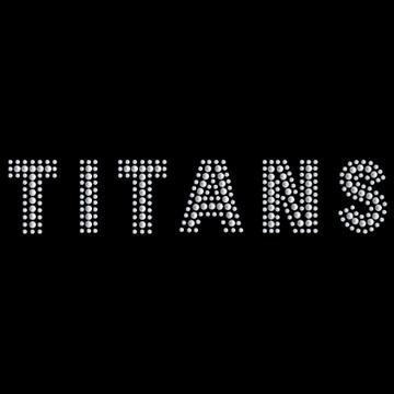 HP99- Titans - Rhinestones/Studs