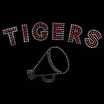 HP158 - Tigers w/ a Megaphone