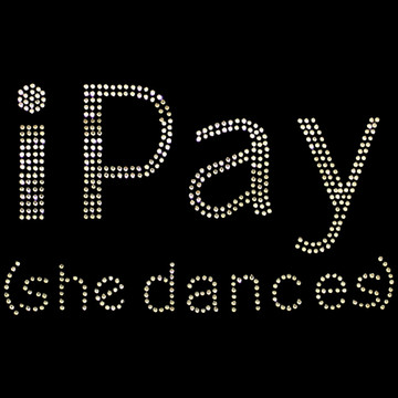 HP182 - i Pay (She Dances) - Rhinestone
