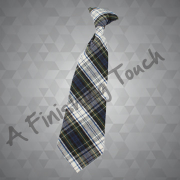 601- Plaid Prep Ties