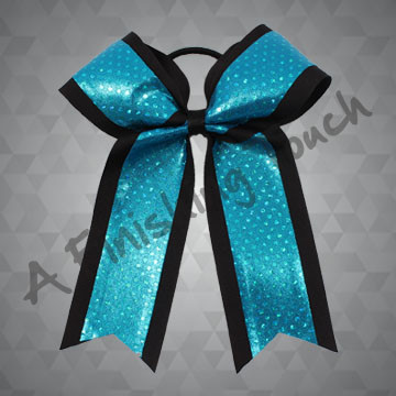 426- Two-Layer Cheer Bow with Tails